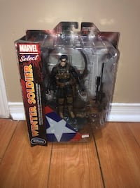 "Marvel Select ""Winter Soilder"" Figure Brampton, L6V 3W6"
