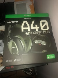 Astro A40 + M80 Mix Amp Springfield, 22150