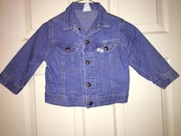 Lee Denim Jacket Size 3T Nashville, 37027
