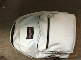 Jansport backpack.. i will clean it before i give it to you and send a picture