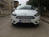 Ford - Focus - 2015 8360 km