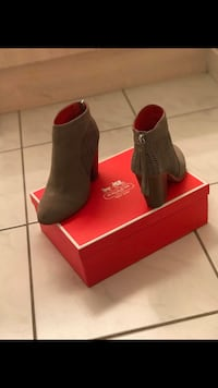 Coach Booties Size 6.5 WORN ONCE Toronto, M2N 7C5
