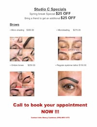 Beauty services Houston