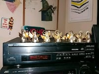 black Yamaha media player and angel figurine lot Dubuque, 52001