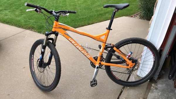 Used Specialized Epic Full Suspension Mountain Bike For Sale In Fort