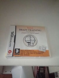 Juego Nintendo DS MAS BRAIN TRAINING Arteijo, 15142