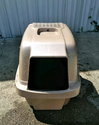 New Siftable Litter Box with Charcoal Filter Chillicothe, 45601