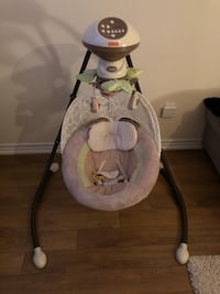 Fisher Price Infant Swing  Brampton, L6Z 0J1