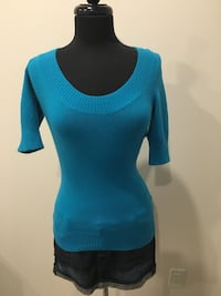 New sweater size S