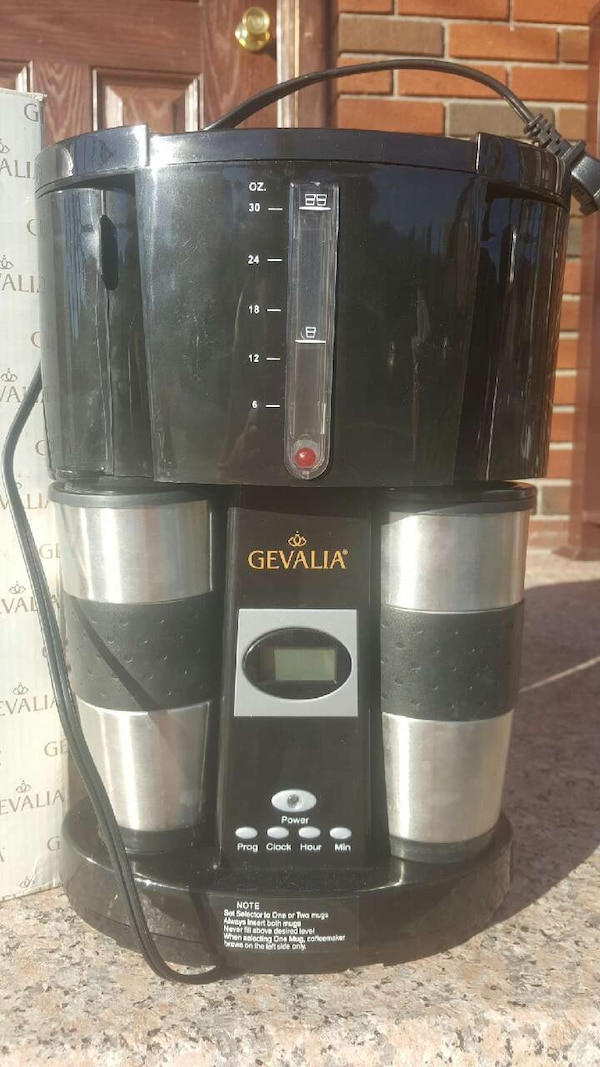 Gevalia Coffee For Two 85188 14 Cup Maker