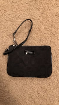 black Coach leather crossbody bag Mississauga, L5M 7H7