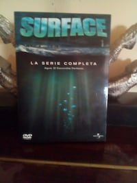 SERIE SURFACE EN DVD Valladolid