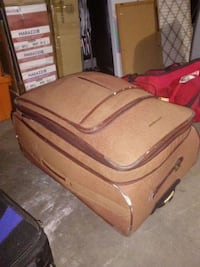 Xtra large luggage on wheels Las Vegas