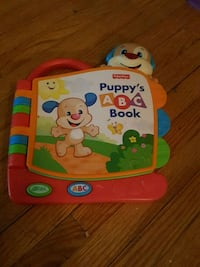 Puppy's ABC Book Calgary, T2B 0J2
