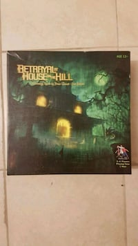 Betrayal at house on the hill 2nd edition Toronto, M1P 1M3