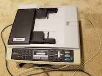 Brother MFC-240C color printer, scanner, fax machine, copy machine Frederick