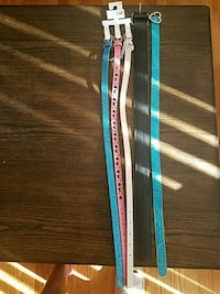 Belts for the little one!! Virginia Beach, 23455