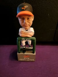 Buck showwalter bobblehead  Baltimore, 21206