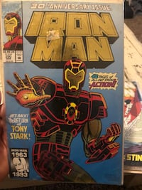 All Iron Man Comics Midwest City, 73110
