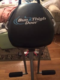 Bun & Thigh Doer Gym Exercise Equipment Manalapan, 07726