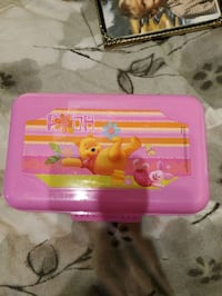 Pencil case box
