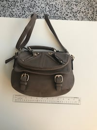 Aldo shoulder bag with removable strap. Brown. Guelph, N1E 5R9