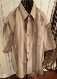 Short sleeve men's shirt Oakville, L6L 4X4