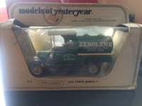 Models of yesteryear matchbox 1912 ford model t die-cast model with box Luton, LU4 9FH