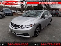 Honda Civic Sedan 2015 Warrenton, 20187