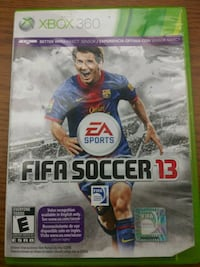 FIFA Soccer 13 Washington