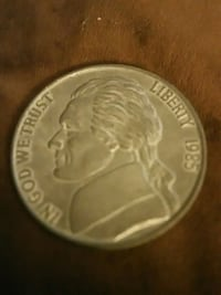 1985 us coin Newport News, 23607