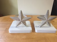 Star candle holders Middlesex, 08846