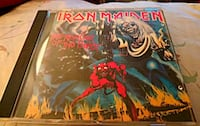 Iron Maiden The Number of the Beast CD  Killeen, 76541