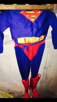 Superman Costume Tay, L0K