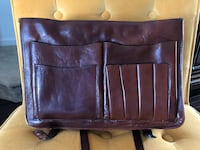 black leather bi-fold wallet Manassas, 20111