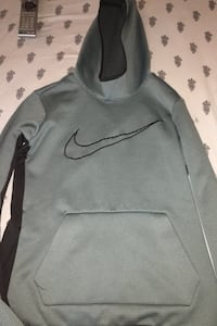 Nike and under armour hoodie