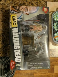 The Walking Dead - Morgan Deluxe Set - Series 8 Southport, 32409