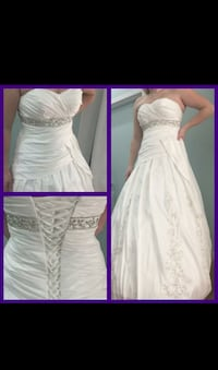 Wedding dress Midland, L4R 3M5