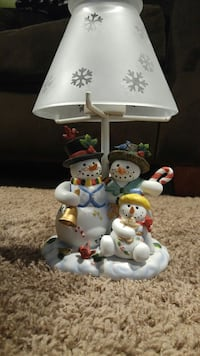 Christmas candle holders / decoration