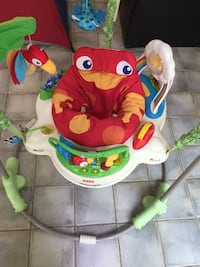 Fisher price rainforest jumperoo Bethesda