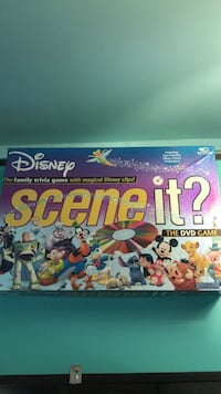 Disney Scene It? Board Game
