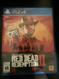 Red dead redemption 2 ps4 538 km