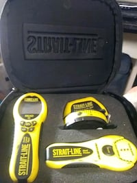 Wall laser level . tape measure. Studfinder Corpus Christi, 78410