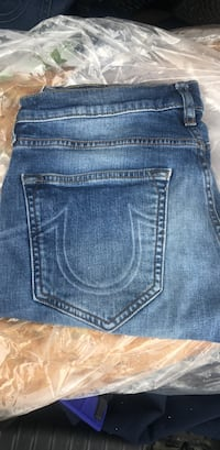Blue true religion denim bottoms Mississauga, L5V 2P2