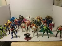 Marvel action figures from the 90's  Hayward, 94545