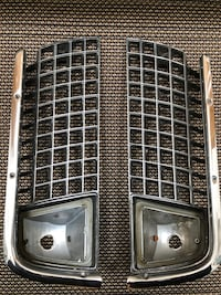[PHONE NUMBER HIDDEN]  Corvette original grills Original casting! Surrey, V3T 5E6