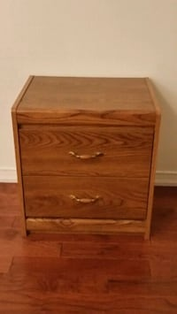 Two Drawer Chest, Dresser, Night Table Furniture