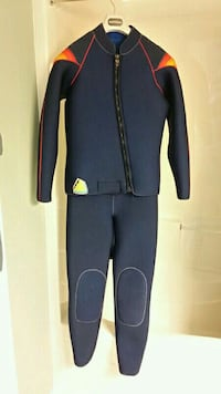 SCUBA suit and assessories Woodstock, N4T 0B8