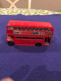 Antique Dinky Toy Route Master Bus  Calgary, T2M 2P2