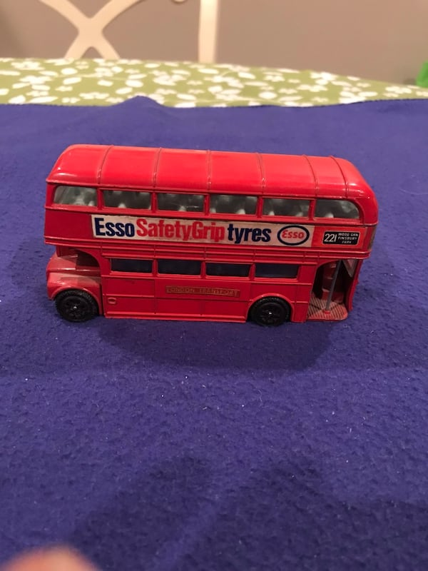 Antique Dinky Toy Route Master Bus 0bc9077c-0575-4981-b83b-06fbbdf979d9